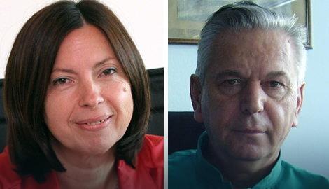 Svetlana Vukajlović i Dragan Arsić