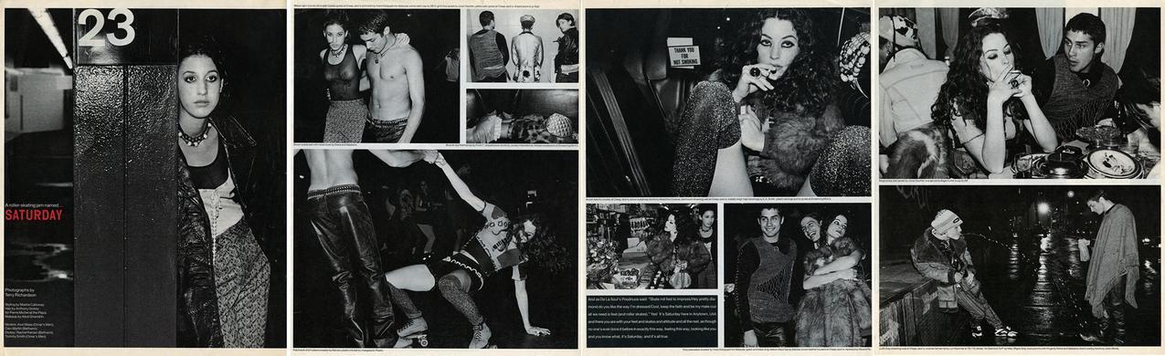 pierwsza publikacja w magazynie Vibe, 1994