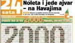 Omiljene narandžaste novine danas slave 2000. broj