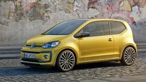Genewa 2016: jeszcze szybszy Volkswagen Up!