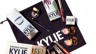Urodzinowa kolekcja Kylie Cosmetics