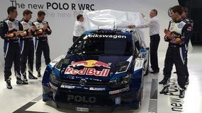 VW Polo R WRC 2015 w Monte Carlo