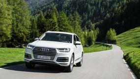 Audi Q7 - zgubione kilogramy