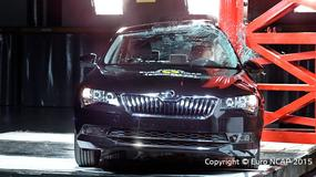 EuroNCAP: Škoda Superb na 5 gwiazdek