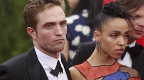 Robert Pattinson i FKA Twigs razem na oficjalnej gali