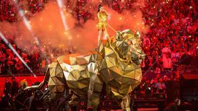 Katy Perry na Super Bowl 2015. Zdjęcia z koncertu