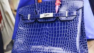 Niebieska torebka na każdą okazję
