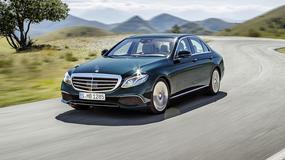 Nowy Mercedes Klasy E: wiemy już wszystko