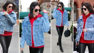 W stylu Kendall Jenner