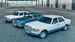 Początki luksusu - trzy generacje Mercedesa 280 SE