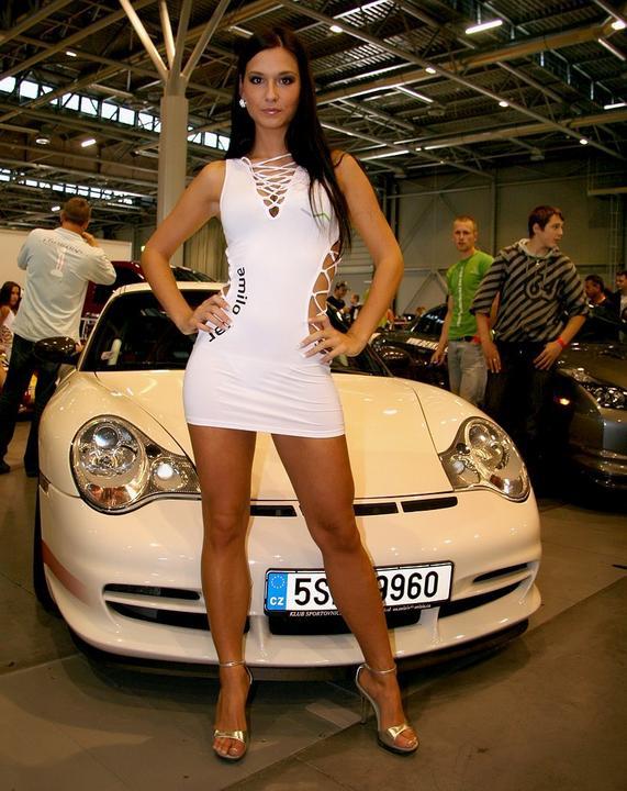 Super Car Show Girls