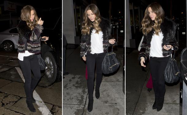 Best Look: Kate Beckinsale z torebką Givenchy