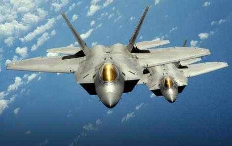 """Letelica """"F 22 Raptor"""" urađena je u stelt tehnologiji koja ga """"čuva"""" od radara"""