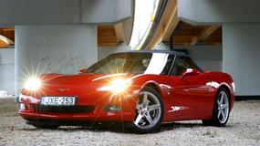 Chevrolet Corvette C6 - świetny wybór za 100 000 zł
