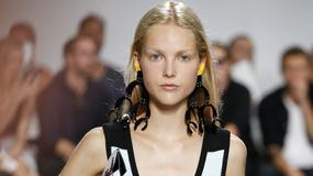 Trendy z wybiegów: makijaż na uszach