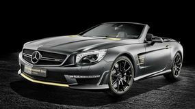 Mercedes-Benz SL 63 AMG wyjątkowo limitowany