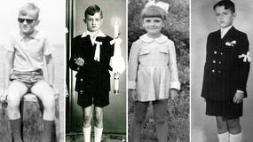Jak wyglądali polscy politycy w dzieciństwie?