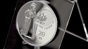 Grecka bogini na 20-złotówce. Nowa srebrna moneta już w obiegu