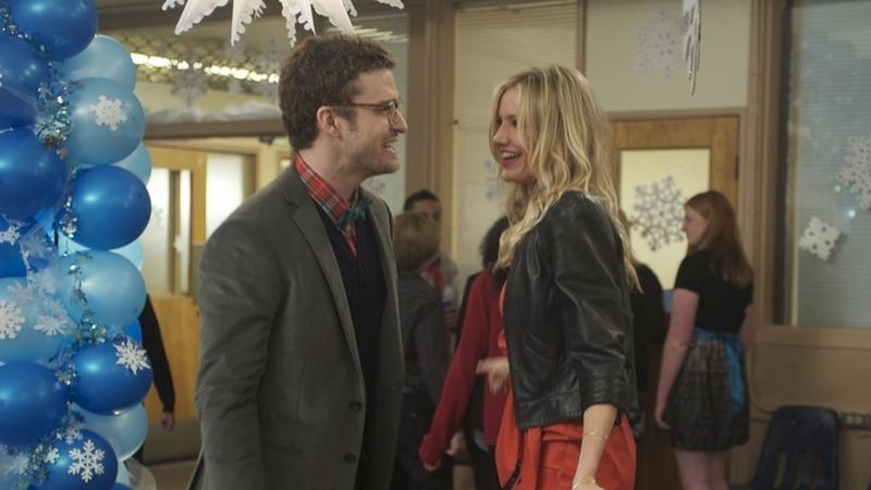 "Cameron Diaz w filmie ""Bad Teacher"", reż. Jake Kasdan"