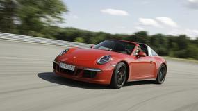 Porsche 911 Targa 4 GTS - zbudowane ze wszystkiego co najlepsze