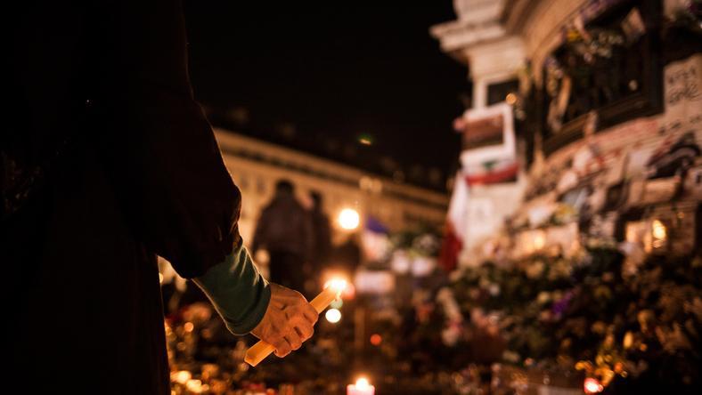A bataclani támadás után gyászba borult Párizs / Fotó: Northfoto