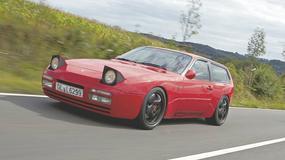 Perły tuningu z lat 80. - Porsche 944 dp Cargo