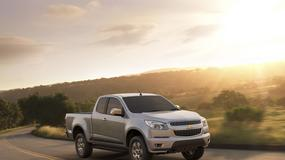Nowy Chevrolet Colorado