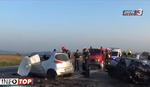 TEŠKA NESREĆA KOD RUŠNJA Dva mladića poginula na licu mesta, dva povređena