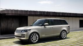Nowy Range Rover już oficjalnie
