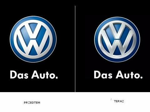 Zdjęcie do artykułu: Volkswagen oficjalnie zmienia logo