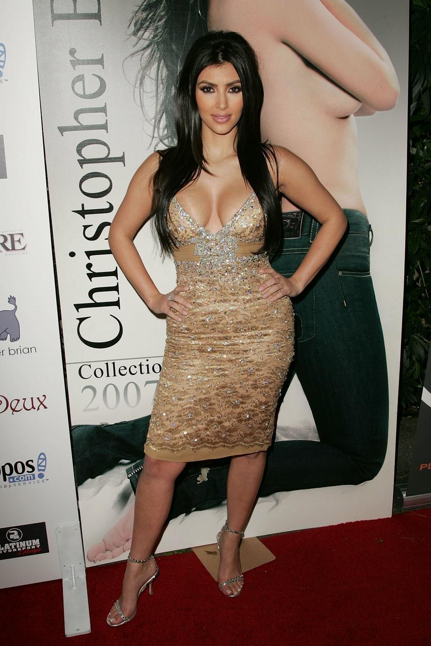 2007: urodziny Kim Kardashian / Getty Images