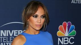 Jennifer Lopez z chłopakiem na imprezie. Zażegnali kryzys w związku?