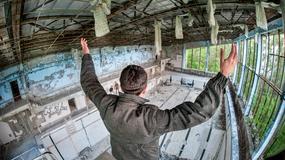 Czarnobyl na rowerze