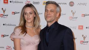 Telekamery 2018: Żona Michała Żebrowskiego odsłoniła zgrabne nogi