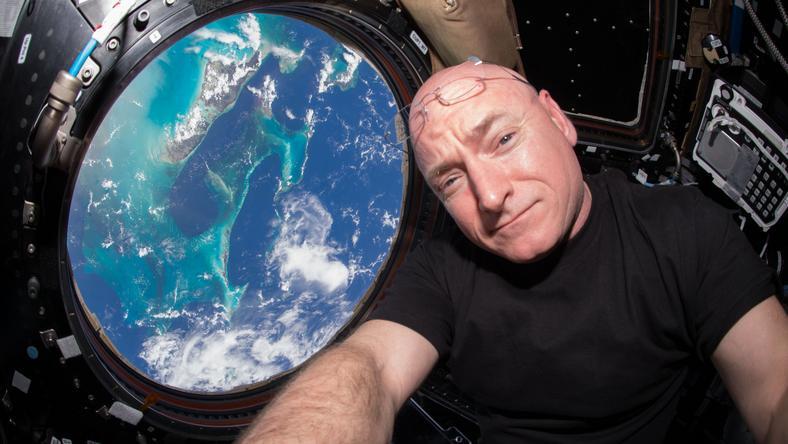 Scott Kelly amerikai űrhajós lélegzetelállító képeket oszt meg az interneten a Nemzetközi Űrállomásról /Fotó: Northfoto