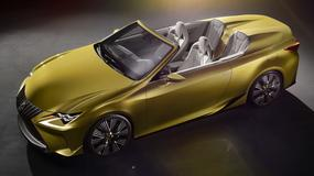 Lexus – nowości na salon genewski 2015