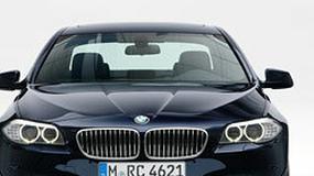 Co się zmieniło w BMW5?