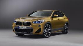 BMW X2 - mały SUV coupe