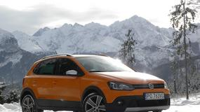 Volkswagen Cross Polo 1.2 TSI