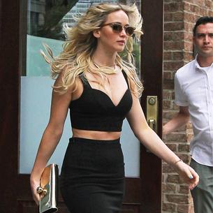 Best Look: Jennifer Lawrence w komplecie Michael Kors