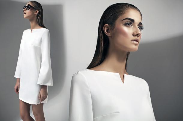 Minimalizm i prostota: sukienki