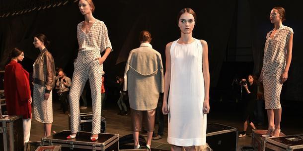 Dawid Tomaszewski: wiosna-lato 2015 na 11.edycji Fashionphilosophy Fashion Week Poland