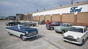 Historia bez happy endu - poznajcie modele Forda z Wielkiej Brytanii