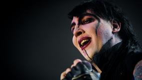 Marilyn Manson wystąpił w Warszawie