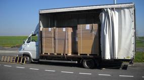 Mistrz transportu - zamiast 3,5 ważył 10,5 tony