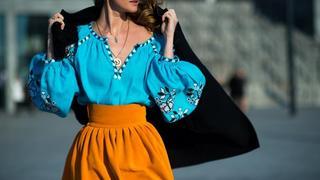 Moda na ukraińskie stroje narodowe