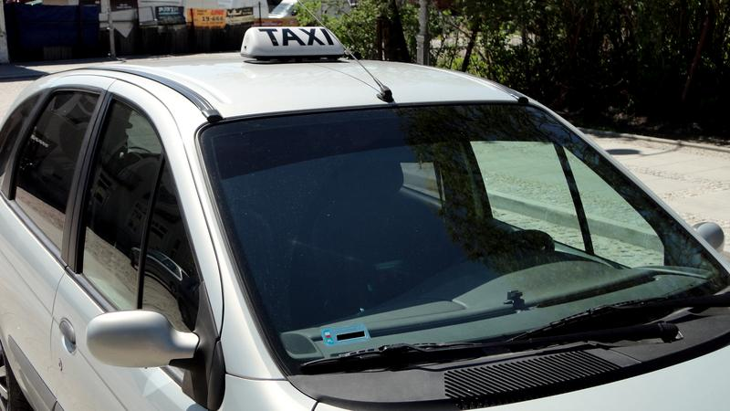 Taxi, fot. Norbert Litwiński/Onet