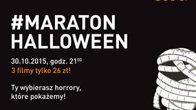 Maraton Halloween w Cinema City