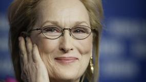 Meryl Streep - jak zawsze z klasą!