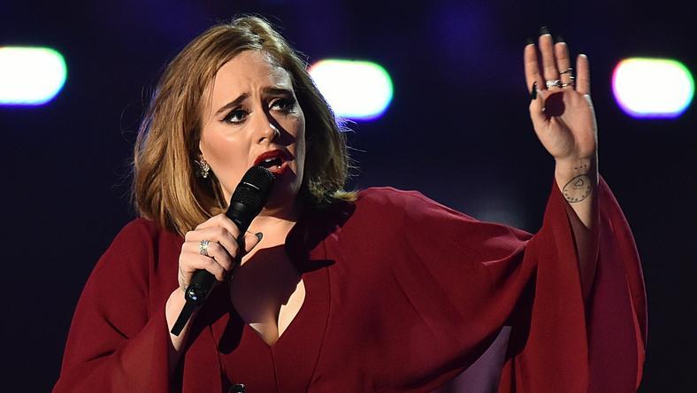 Adele ismét visszavonul az énekléstől, hogy kisfiára koncentrálhasson /Fotó: Northfoto